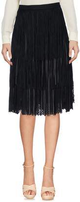Elie Saab Knee length skirts