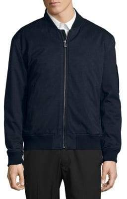 Hart Schaffner Marx High Tech Classic Bomber Jacket
