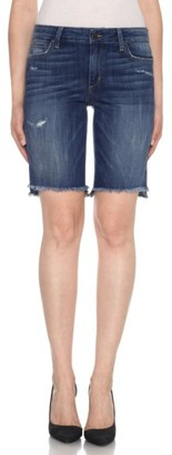 Women's Joe's Finn Bermuda Shorts $118 thestylecure.com