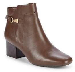 Bandolino Faruka Leather Booties