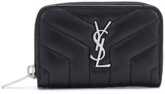 Saint Laurent LouLou zipped wallet