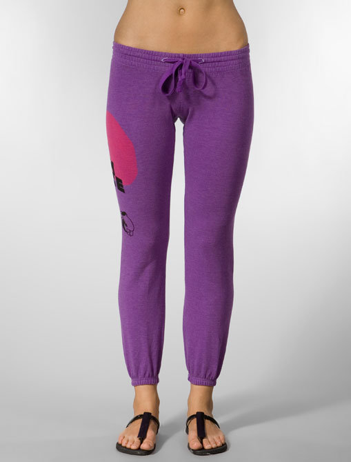291 From Venice Sweat Pant in Grape
