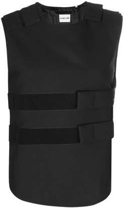 Helmut Lang Velcro Bulletproof Vest