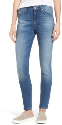 Women's Mavi Jeans Alissa Stretcfh Skinny Jeans $118 thestylecure.com