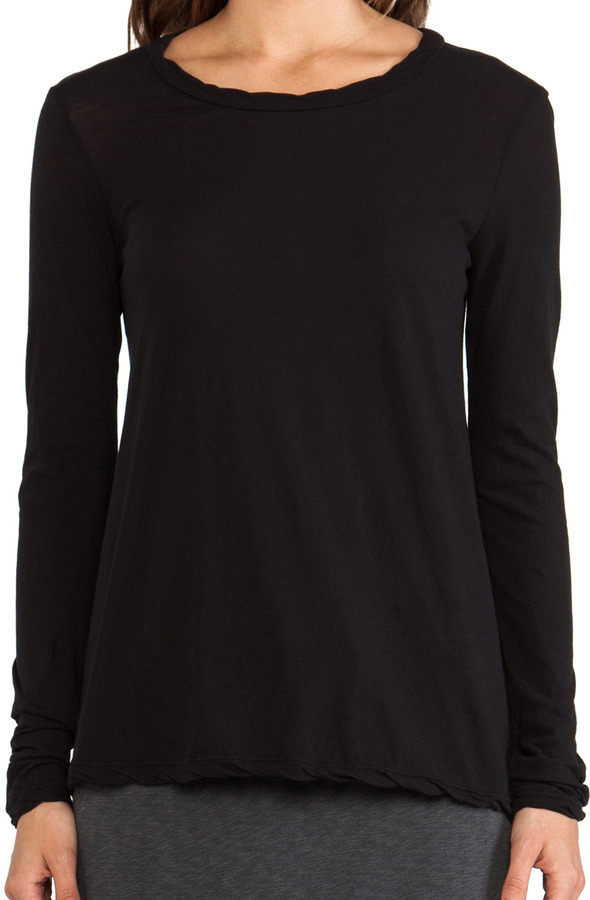 James Perse A- Line Tee