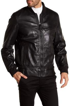 Andrew Marc Martense Leather Jacket