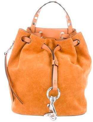 Rebecca Minkoff Blythe Suede Backpack