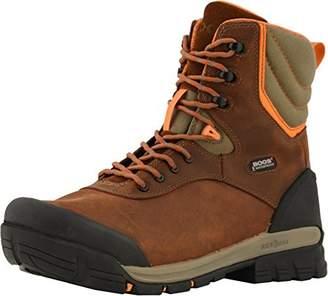 "Bogs Men's Bed Rock 8"" Insulated PP Industrial Boot"