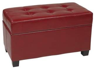 Office Star OSP Designs by Products Storage Ottoman