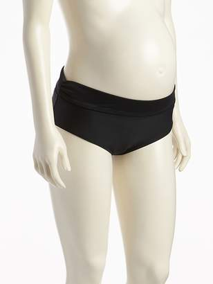 Old Navy Maternity Fold-Over Waist Bikini Bottoms