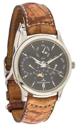 Jaeger-LeCoultre Perpetual Calendar Watch