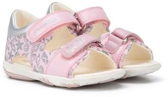 Geox Kids sea motifs sandals