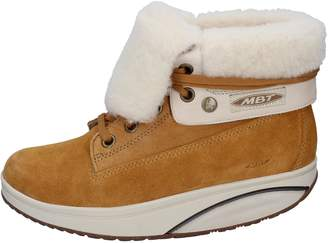 MBT Boots Womens Suede