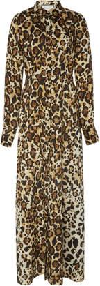 Alexis Onika Leopard Maxi Dress