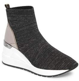 MICHAEL Michael Kors Neo Flex Metallic Wedge Sneaker