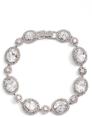 Nordstrom Crystal Statement Bracelet