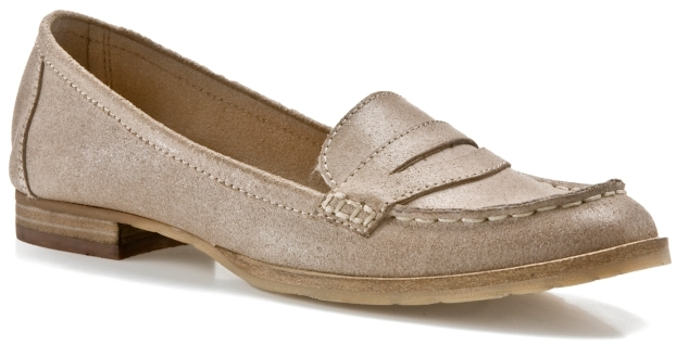 Crown Vintage Alabama Penny Loafer - Taupe