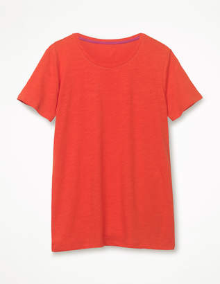 Boden The Cotton Crew Neck Tee