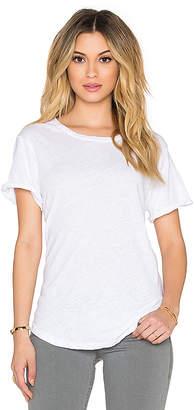 Current/Elliott (カレント エリオット) - THE ROLLED SLEEVE Tシャツ