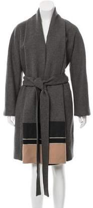 Vionnet Wool & Cashmere-Blend Coat