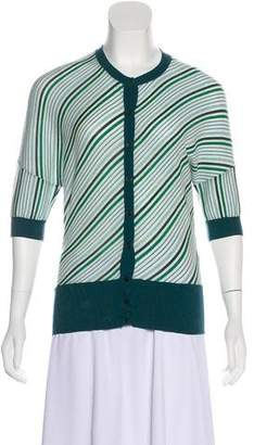 Balenciaga Wool Knit Cardigan
