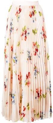 Jill Stuart long pleated skirt