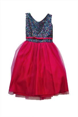 Sweet Kids Sequin Dress