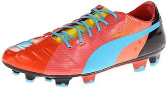 Puma Men's Evopower 1 Graphic Firm Ground Soccer Shoe