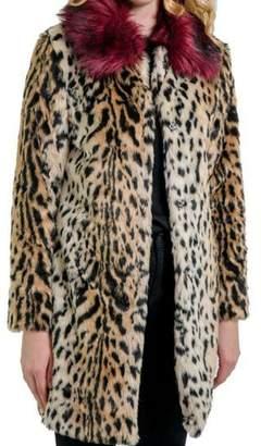 love token Astrid Leopard Coat