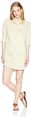 Obey Junior's Rollings Shirt Dress