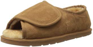 Lamo Men's Open Toe Wrap Slip-On Loafer