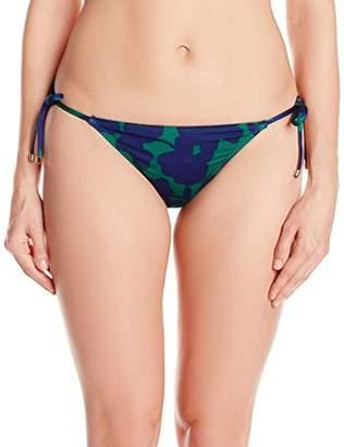 Lark & Ro Women's String Bikini Bottom