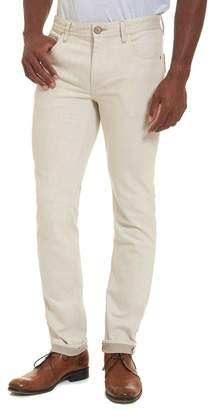 Robert Graham Gonzales Tailored Fit Woven Jeans