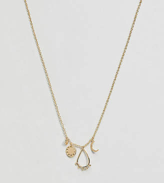 Whistles Exclusive Charm Trinket Necklace