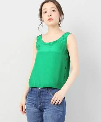 BOICE FROM BAYCREW'S IMAGINAIRE Silk sleeveless tops
