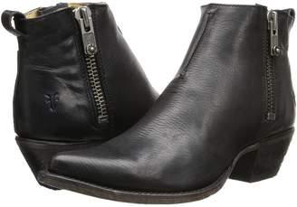 Frye Sacha Moto Shortie Women's Pull-on Boots