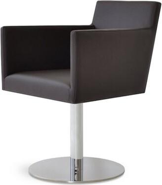 Cool Round Swivel Chair Shopstyle Machost Co Dining Chair Design Ideas Machostcouk
