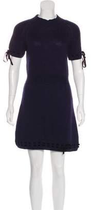 Miu Miu Knit Sweater Dress