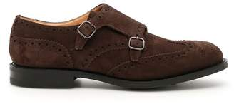 Church's Seaforth Double Monk Lace-ups