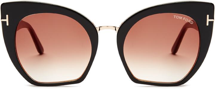 Tom FordTOM FORD EYEWEAR Samantha cat-eye sunglasses