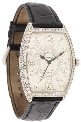 Franck Muller Cintre Curvex Watch