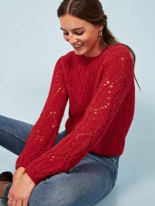 Reformation Jessie Sweater