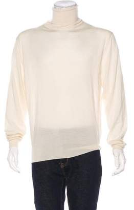Tom Ford Cashmere & Silk Turtleneck Sweater
