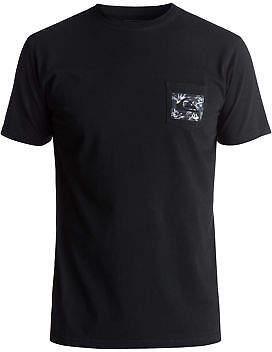 Quiksilver NEW QUIKSILVERTM Mens Classic Floral Feels Pocket T Shirt Tee Tops