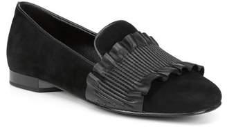 Donald J Pliner Haley Ruched Loafers