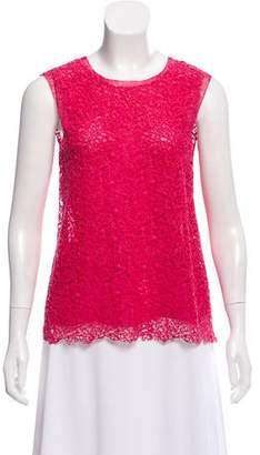 Ermanno Scervino Silk Sleeveless Top w/ Tags
