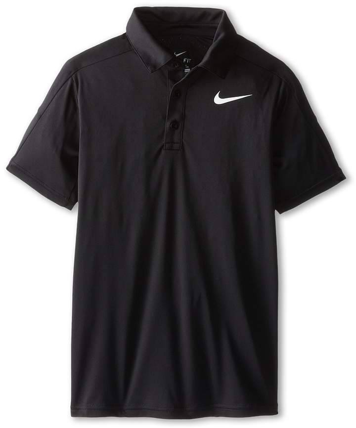 Nike Kids Dry Short Sleeve Tennis Polo (Little Kids/Big Kids)