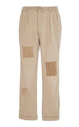 & Repairs The Pan Am Pleated Chino Pants