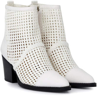 7b18977d8 Sam Edelman White Ankle Women s Boots - ShopStyle