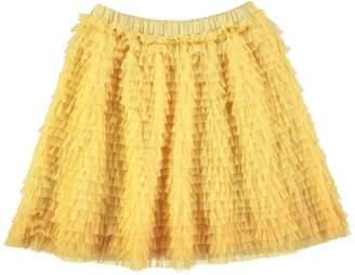 Molo Brunhilda Raffia Skirt